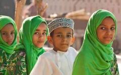 الصورة: الصورة: 60.2 بالمئة نسبة العمانيين من إجمالي سكان السلطنة