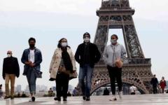 الصورة: الصورة: فرنسا تعلن عن رقم قياسي لحالات الإصابة اليومية بكورونا