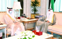 الصورة: الصورة: ولي عهد الكويت: متورّطو التسريبات لن يفلتوا من العقاب
