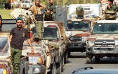 الصورة: الصورة: تركيا تحشد لإفشال الهدنة والتظاهرات تجتاح الغرب الليبي