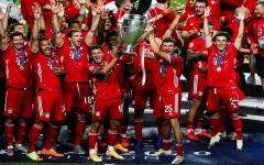 الصورة: الصورة: بايرن ميونيخ بطلاً لدوري أبطال أوروبا للمرة السادسة في تاريخه