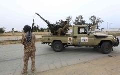 الصورة: الصورة: بعد الهدنة.. احتجاجات ليبية ضد الفشل الخدمي لـ«الوفاق»