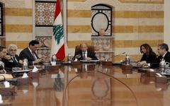 الصورة: الصورة: الأعلى للدفاع في لبنان يمدد التعبئة العامة في البلاد لنهاية العام