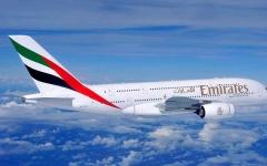الصورة: الصورة: طيران الإمارات تستأنف رحلاتها الى كوناكري وداكار 3 سبتمبر