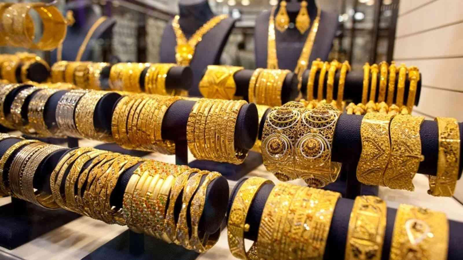 سعر الجنيه الذهب اليوم اسعار الذهب في مصر