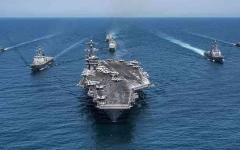 الصورة: الصورة: أمريكا للصين:  لن نتخلى عن شبر واحد في المحيط الهادئ
