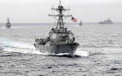الصورة: الصورة: بحر الصين الجنوبي يشعل خلافات واشنطن وبكين