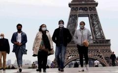 الصورة: الصورة: رقم قياسي جديد بإصابات كورونا في فرنسا