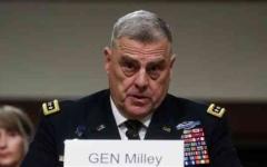 الصورة: الصورة: رئيس الأركان الأمريكي لا يتوقع دورا للجيش في تسوية أي نزاع انتخابي