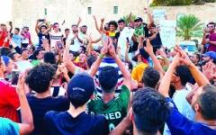 الصورة: الصورة: سقوط أول قتيل في «حراك طرابلس » ودعوة أممية لعملية سياسية شاملة