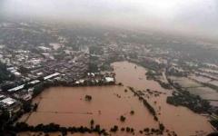 الصورة: الصورة: النيل .. فيضانات عارمة  تقتل 88 شخصاً وتدمر قرى بأكملها