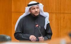 الصورة: الصورة: وزير مالية الكويت: الحاجة مازالت ملحة لاقتراض 66 مليار دولار