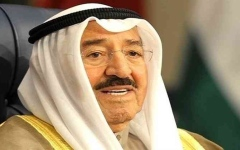 الصورة: الصورة: رئيس الوزراء الكويتي يؤكد تحسن صحة أمير البلاد