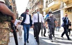 الصورة: الصورة: مصطفى أديب يعد اللبنانيين بحكومة كفاءات وإصلاح