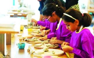 الصورة: الصورة: «الجليلة لثقافة الطفل»  يطلق حزمة برامج فنية