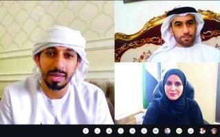 الصورة: الصورة: نادي تراث الإمارات يستعرض إسهامات المرأة الثقافية