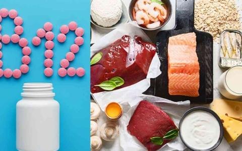 الصورة: الصورة: انخفاض مستويات فيتامين B12 يهدد باضطراب نفسي خطير