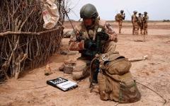 الصورة: الصورة: انقلاب مالي يدق ناقوس الخطر غرب أفريقيا