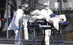 الصورة: الصورة: فرنسا تسجل أكثر من 7 آلاف إصابة جديدة بكورونا