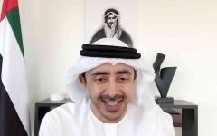 الصورة: الصورة: عبدالله بن زايد: العلاقات الإماراتية السعودية تزداد قوة وصلابة بدعم قيادتي البلدين