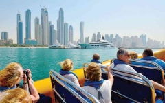 الصورة: الصورة: اهتمام دولي واسع ببرنامج «التقاعد في دبي»