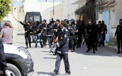 الصورة: الصورة: خلايا إرهابية تنشط على الحدود التونسية الليبية
