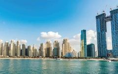 الصورة: الصورة: 8.5 مليارات حصيلة صفقات عقارات دبي الشاطئية منذ مطلع العام