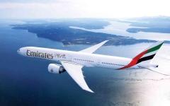 الصورة: الصورة: طيران الإمارات تستأنف خدمة لاغوس وأبوجا وشبكتها تغطي 84 محطة