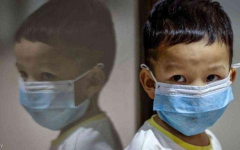 الصورة: الصورة: علامات جديدة على إصابة الأطفال بكورونا