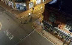 الصورة: الصورة: حادث طعن عدد من الأشخاص وسط برمنغهام والشرطة تطوق المكان