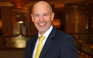 """الصورة: الصورة: تعيين مايكل كوث مديراً عاماً لفندق """"قصر الإمارات"""""""