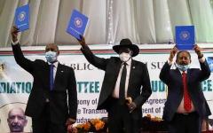 الصورة: الصورة: اتفاق السلام في السودان يتعزز باتصالات مع عبدالواحد