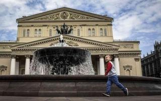 الصورة: الصورة: عودة الحياة إلى مسرح البولشوي في روسيا