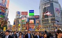 الصورة: الصورة: الاقتصاد الياباني يسجل أكبر انكماش منذ 1980