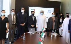 الصورة: الصورة: الإمارات تُنشئ أول تحالف للقطاع الخاص للمجتمعات المقاومة للكوارث