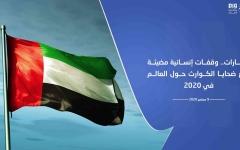 الصورة: الصورة: الإمارات.. وقفات إنسانية مضيئة مع ضحايا الكوارث حول العالم في 2020