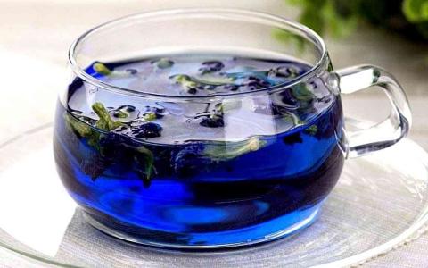 الصورة: الصورة: فوائد مذهلة لمشروب الشاي الأزرق