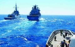 الصورة: الصورة: تحركات «سياسية وعسكرية» أوروبية لعزل تركيا ومعاقبتها
