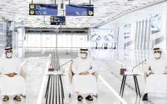 الصورة: الصورة: حمدان بن محمد: رؤية محمد بن راشد ترسخ مكانة دبي العالمية