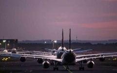 الصورة: الصورة: نقل لقاح كورونا يحتاج 8 آلاف طائرة نفاثة في أصعب مهمة بالتاريخ