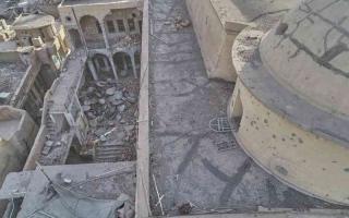 الصورة: الصورة: الإمارات تشارك اليونيسكو إعادة إعمار كنيسة الطاهرة في الموصل