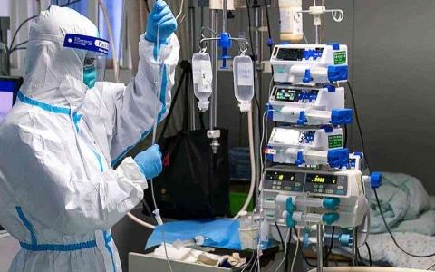 الصورة: الصورة: أطباء العناية المركزة أقل عرضة للإصابة بفيروس كورونا