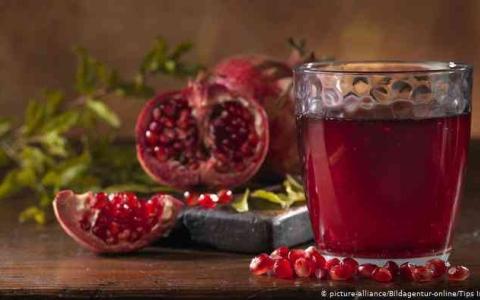 الصورة: الصورة: الرمان..فاكهة سحرية لصحة النساء