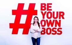 الصورة: الصورة: ليندسي لوهان تختار دبي لدخول عالم الأعمال