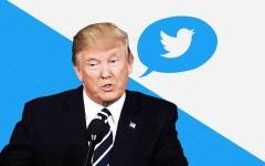 """الصورة: الصورة: """"تويتر"""" يتخذ إجراء جديدا ضد ترامب"""