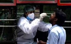 الصورة: الصورة: الهند تسجل أكثر من 94 ألف حالة إصابة جديدة بفيروس كورونا