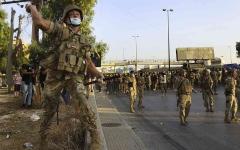 الصورة: الصورة: لبنان.. وباب العقوبات الأمريكية المفتوح على مصراعيه