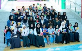 الصورة: الصورة: رحلة تحدي القراءة في الإمارات تحط في دبي غداً