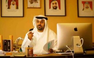 الصورة: الصورة: منصور الظاهري لـ«البيان»: «المنصة» نحو جزأين من التشويق