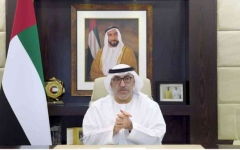 الصورة: الصورة: الإمارات تجيز الاستخدام الطارئ للقاح كورونا لأفراد خط الدفاع الأول